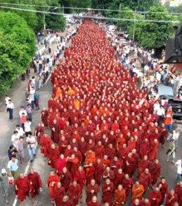 buddhist-monks