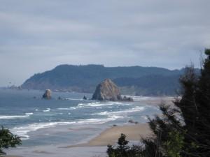 Near Oceanside, Oregon