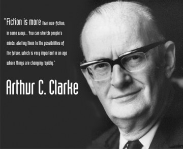 What Had Happen Was Arthur C Clarke Predicts The